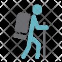 Hiker Icon