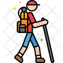 Hiking Icon
