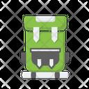 Bag Hiking Backpack Backpack Icon
