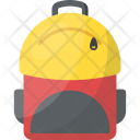 Hiking Bag Icon