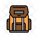 Hiking Bag Icon