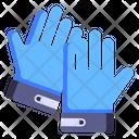 Hiking Gloves Icon