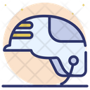 Helmet Headwear Head Protection Icon