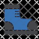 Hiking Shoe Shoe Footwear Icon