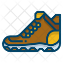 Ihiking Adventure Trekking Icon