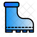 Hiking Shoes Icon