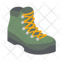 Shoes Footwear Hiking Icon