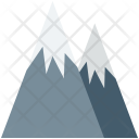 Hill Station Mountains Icon