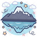 Mountain Landscape Hill Station Hilly Area Icon