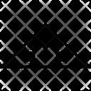 Hill Symbol Icon