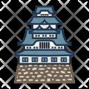 Himeji Castle Landmark Icon