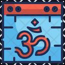 Hindu Calendar Icon