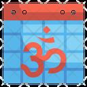 Hindu Calendar Hindu Calendar Icon
