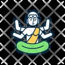 Hindu god Icon