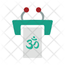 Hindu Hinduism Desk Icon