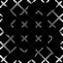Hindu Swastika Religious Sign Swastika Symbol Icon