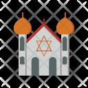 Hindu Temple Icon