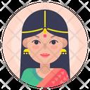 Avatar Hindi Indian Icon