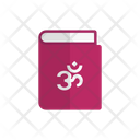 Hinduism Book Oom Icon