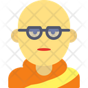 Hinduist Dalai Lama Buddha Icon