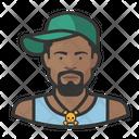 Hip Hop Black Male Hip Hop Icon