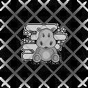 Hippo Animal Hippopotamus Icon