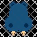 Hippopotamus Africa Hippo Icon