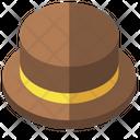 Hat Classy Hat Fedora Hat Icon