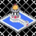 Hiran Minar Historic Building Minar Landmark Icon