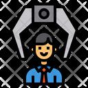 Recruitment Chosen Selection Icon