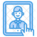 Select Recruit Hire Icon