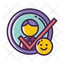 Hired Employee Icon