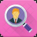 Hiring Interview Recruitment Icon
