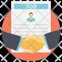 Job New Joinee Icon