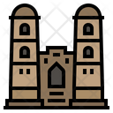 Hissar Fort Tajikistan Icon