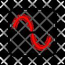 Histogram Option Device Icon