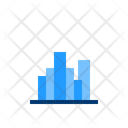 Histogram Relative Frequency Charting Application Icon