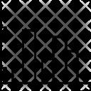 Histogram Graph Icon