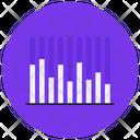 Histogram Graph Statistics Histogram Icon