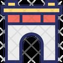 Arch Architecture Emblematic Icon