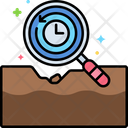 Historical Archaeology Historical Historic Location Icon
