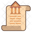 Historical Article Historical Blog Historical Document Icon