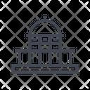 Historical Landmark Palace Landmark Icon