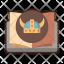 Historical Fiction Historical Book Mythology Icon
