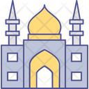 Historical Mosque Icon