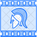Historical History Film Icon