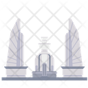 Historical Place Monuments Building Icon