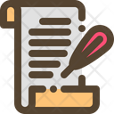 History Old Lesson Icon