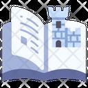 History Education Book Icon