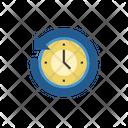 History Clock Clock History Icon